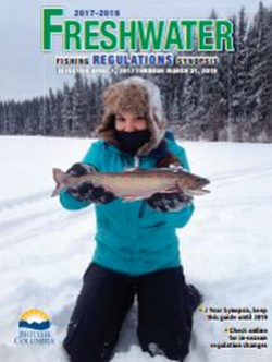 Freshwater license for Freshwater fishing license